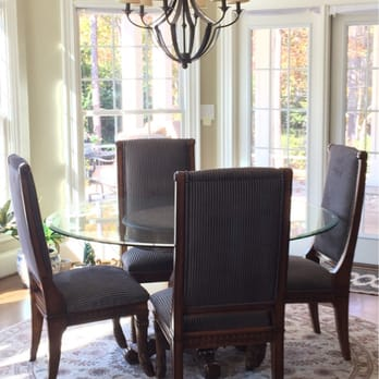 Photo Of Zaga Upholstery Raleigh Nc United States Dining Chairs