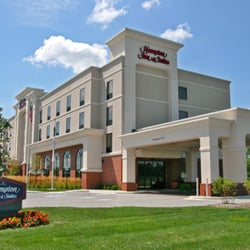 Photo Of Hampton Inn Suites Indianapolis Airport In United States
