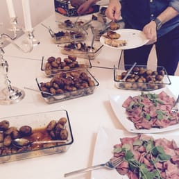 buffet køkkenet