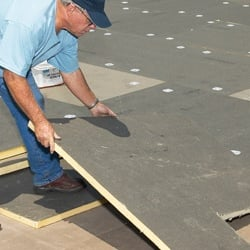Photo Of Code Engineered Systems Roofing Contractors   Tampa, FL, United  States. Tapered