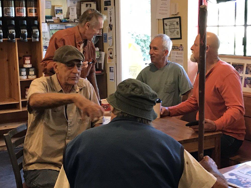 Mountain High Coffee House: 16295 Highway 175, Kelseyville, CA