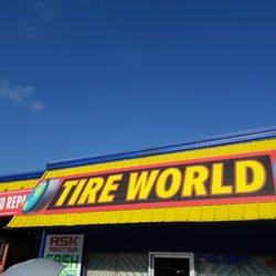 Tire World Tires 6302 Highway 707 Myrtle Beach Sc Phone