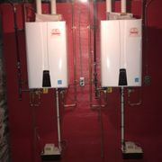 New Jack Hall Plumbing and Heating