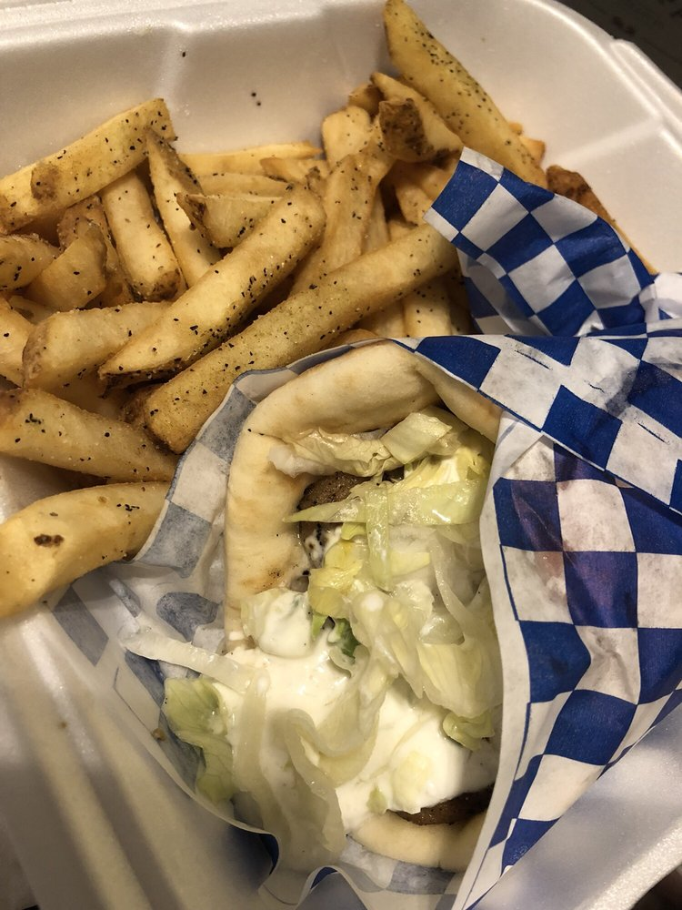 Little Greek Fresh Grill: 5290 Beltline Rd, Addison, TX