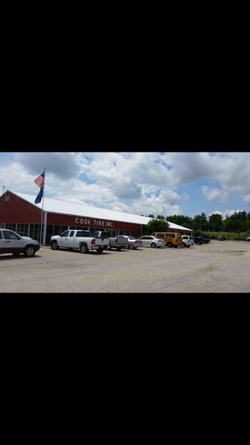 Cook Tire: 339 Old Whitley Rd, London, KY