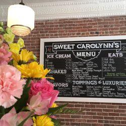 Sweet Carolynns 19 Photos Ice Cream Frozen Yogurt 289 Water
