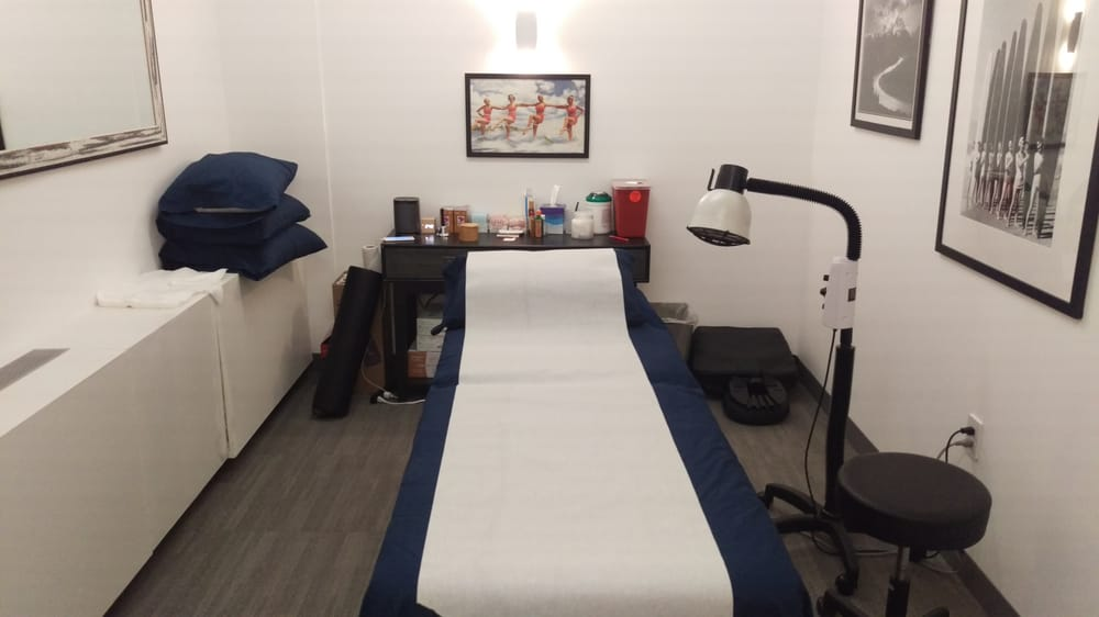Mark Thompson Acutherapy: 485 Madison Ave, New York, NY