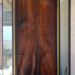 Photo Of Chastain Creations   Carlsbad, CA, United States. Solid Black  Walnut Front