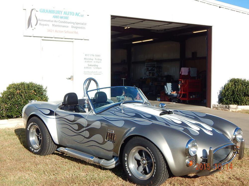 Granbury Auto AC and More: 3421 Acton School Rd, Granbury, TX