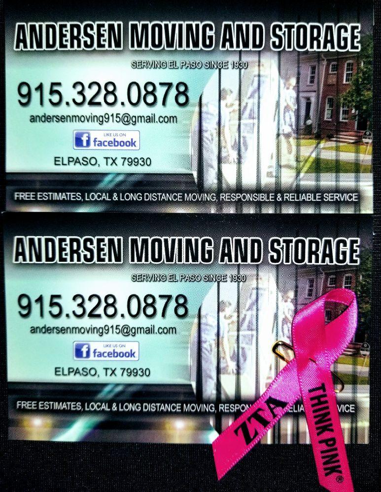 Andersen Moving & Storage: El Paso, TX