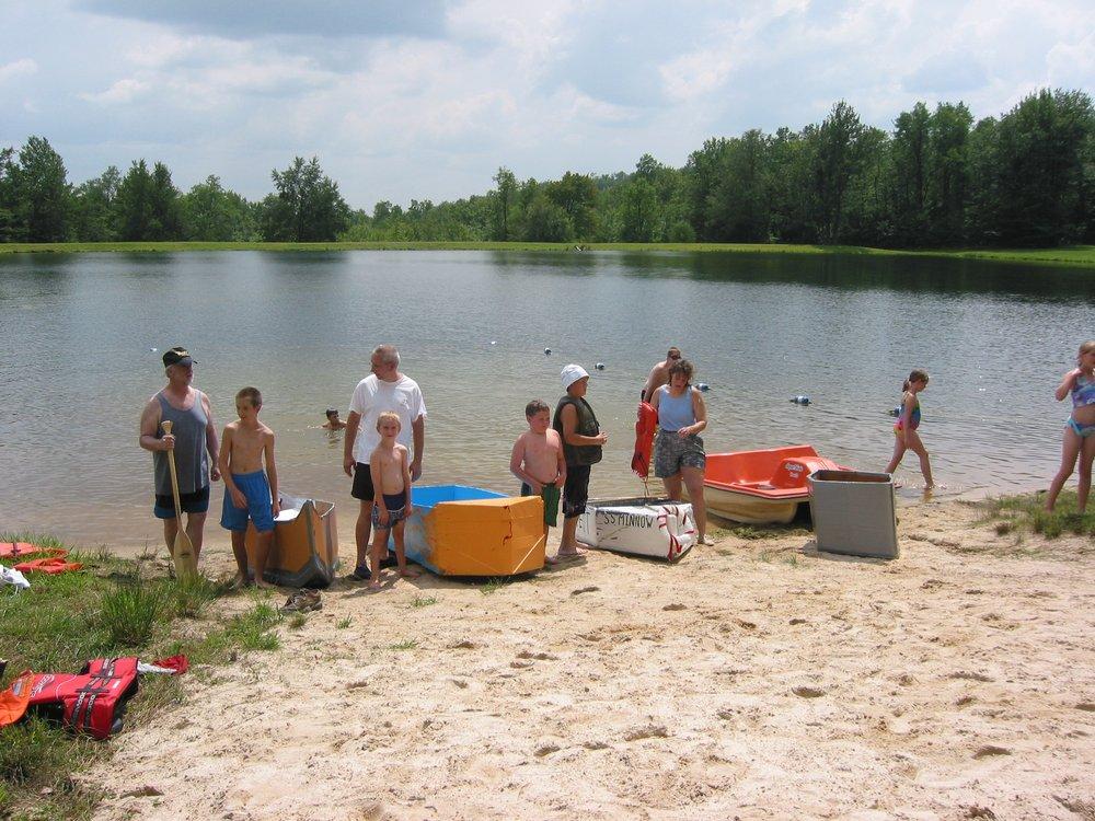 Tanglewood Camping: 787 Tanglewood Rd, Covington, PA