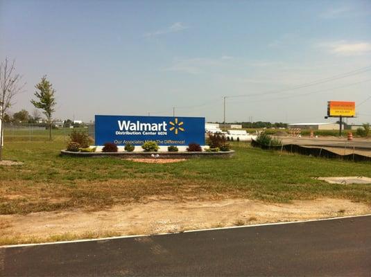 Walmart Distribution Center 6074 - 1729 State Road 8 ...
