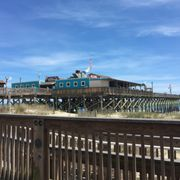 Photo Of Pier 14 Fishing Myrtle Beach Sc United States