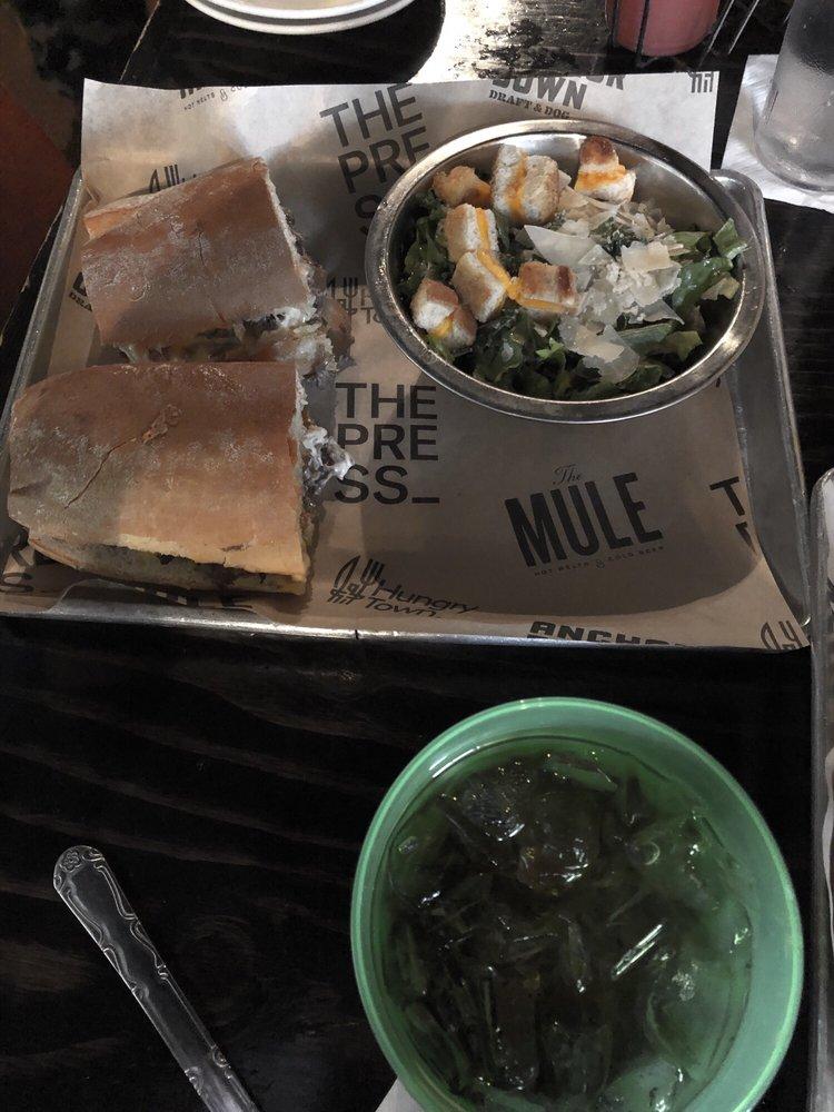 The Mule: 1630 N Blackwelder Ave, Oklahoma City, OK