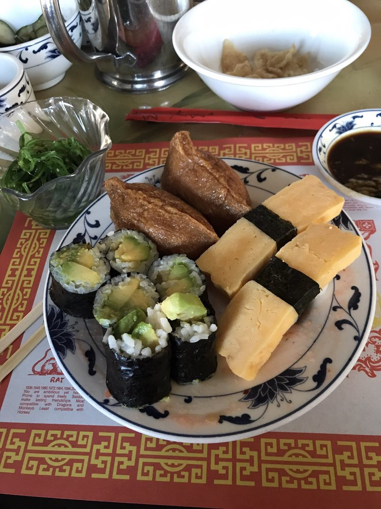 photo of china garden frederick md united states all vegetarian sushi at - China Garden Frederick Md