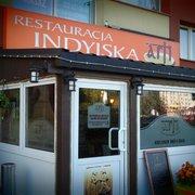 Indira Restauracja Indyjska Hinduska Al Jerozolimskie 121 123