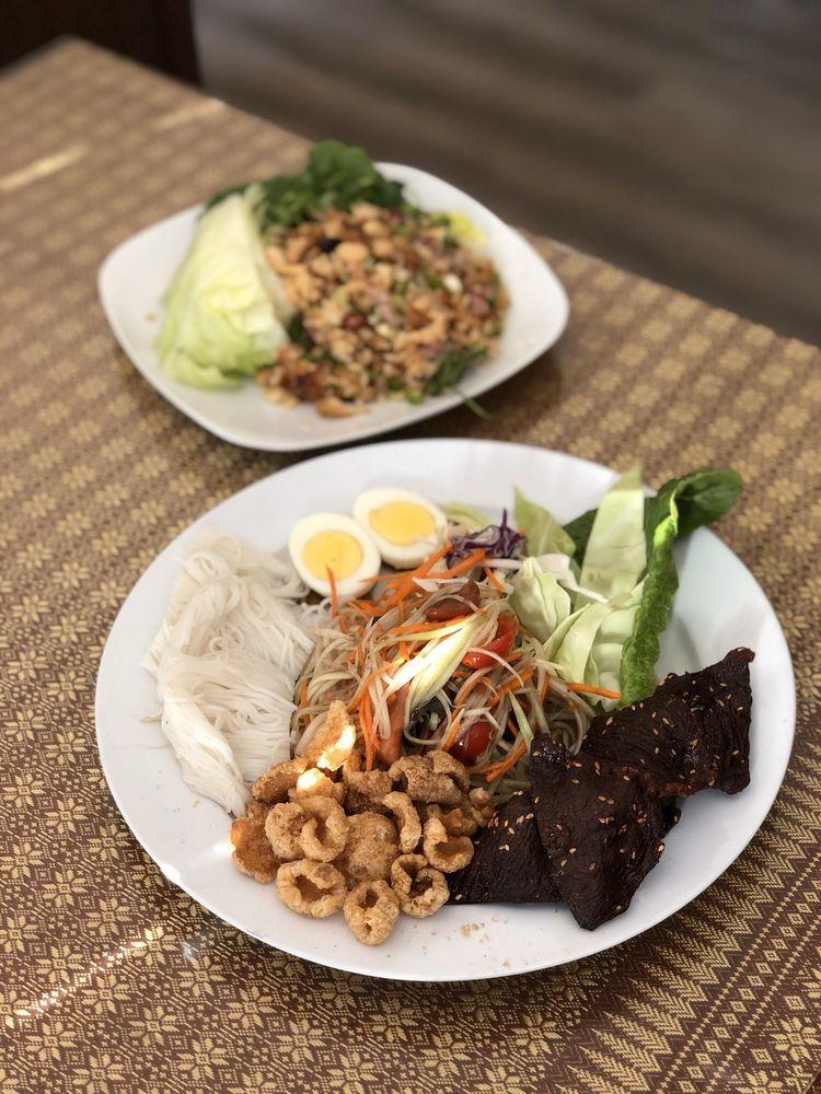 Sabai Sabai Lao & Thai Cuisine: 1120 164th St SW, Lynnwood, WA