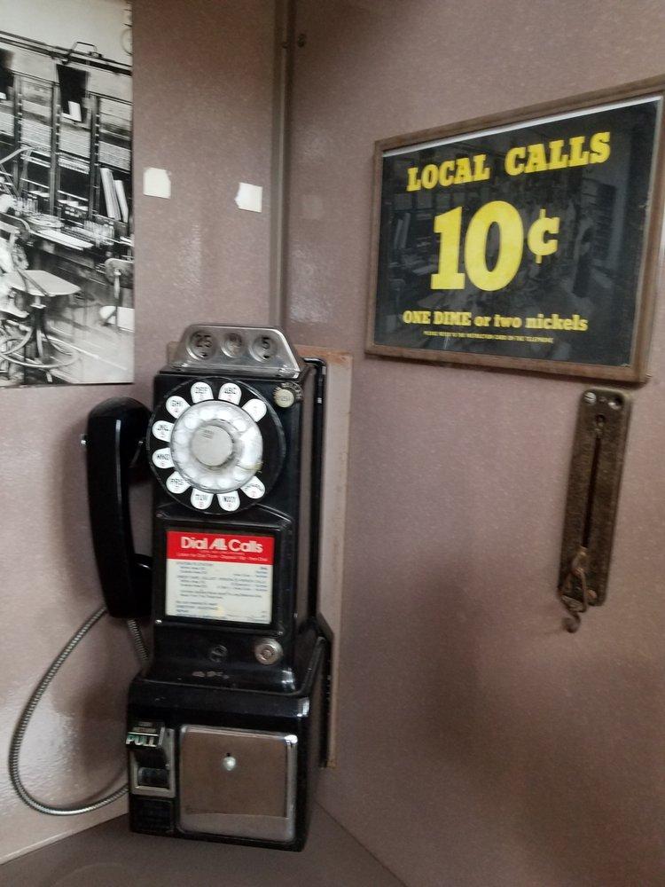 Ol' Drips Coffee Shoppe: 114 S Seaman, Eastland, TX