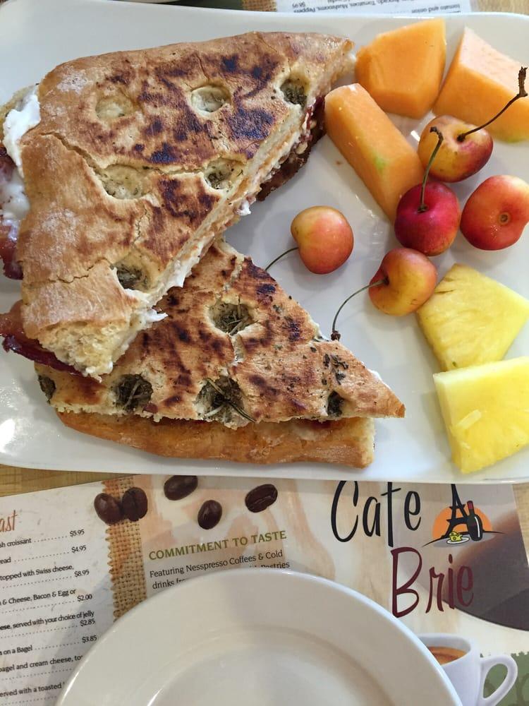 Cafe Brie Pompano Beach