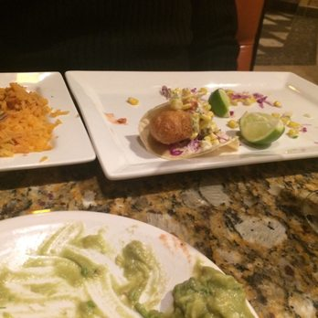 Azteca Mexican Restaurant Nutrition