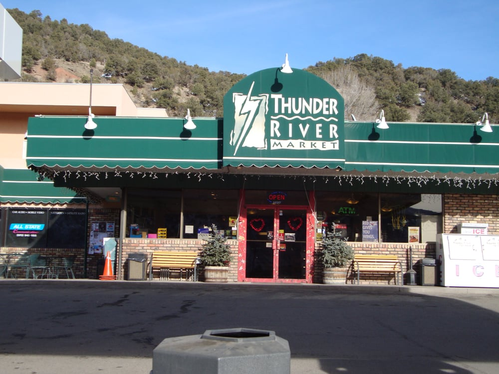 Thunder River Market: 6818 Highway 82, Glenwood Springs, CO