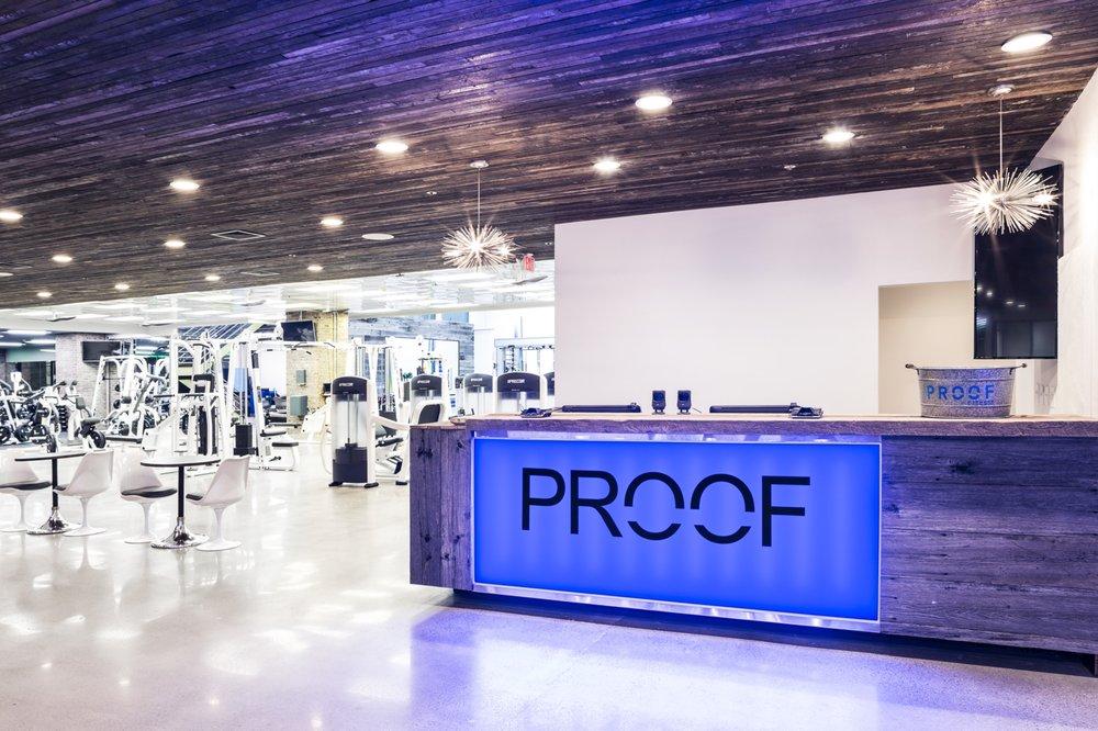 Proof Fitness: 230 W Main St, Lexington, KY
