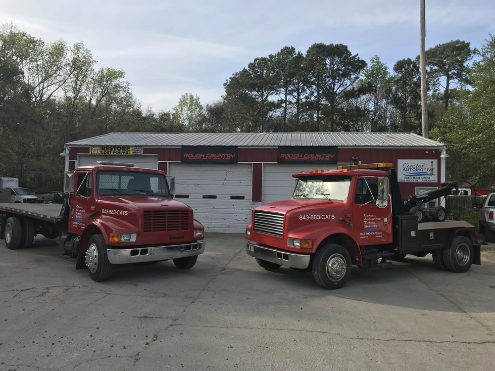 CATS Towing: 3904 N Hwy 17, Awendaw, SC
