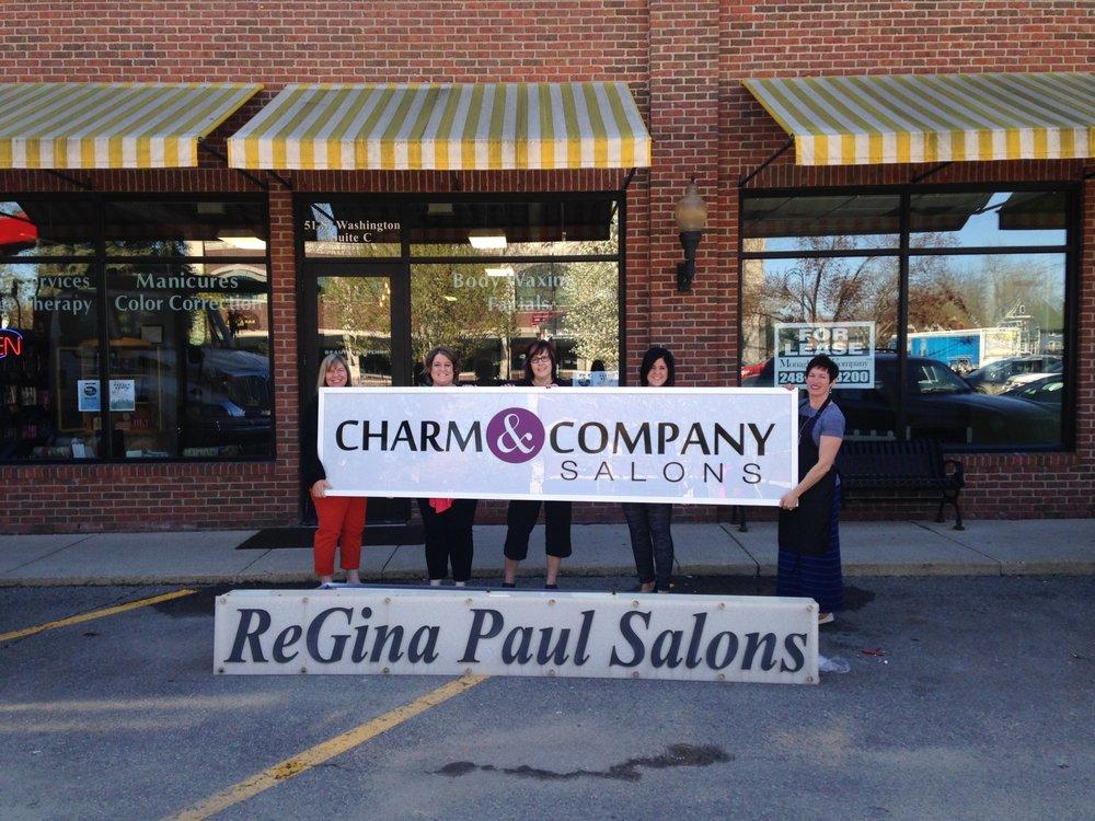 Charm & Company Salons: 51 S Washington St, Oxford, MI