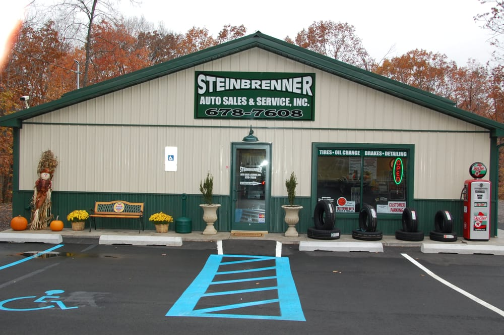 Steinbrenner Auto Sales and Service, Inc: 697 S Mountain Blvd, Mountain Top, PA
