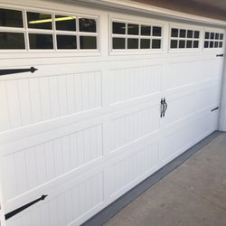 Photo Of Cityscape Garage Doors   Costa Mesa, CA, United States. CHI White