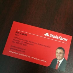Jim cahlik state farm insurance agent 14 photos insurance photo of jim cahlik state farm insurance agent westlake oh united states colourmoves