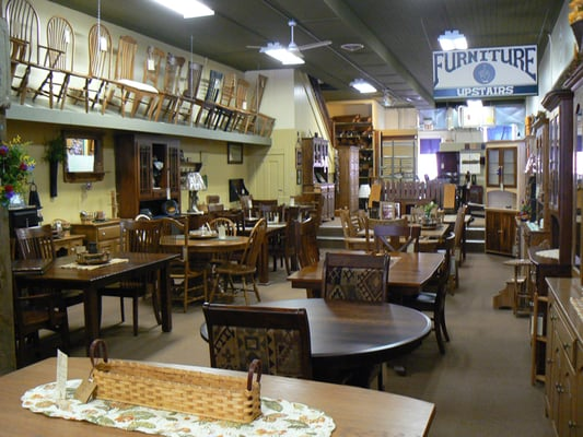 Mortise tenon the furniture stores 105 w main st for Furniture stores in the states