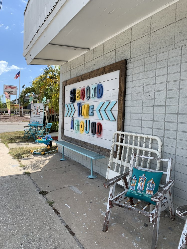 Second Time Around: 6010 Seminole Blvd, Seminole, FL