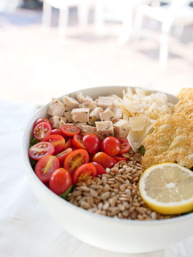 Food from Crisp & Green