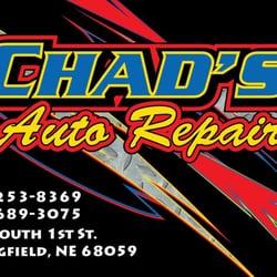Chad S Auto Repair Inc Rv Repair 605 S 1st St