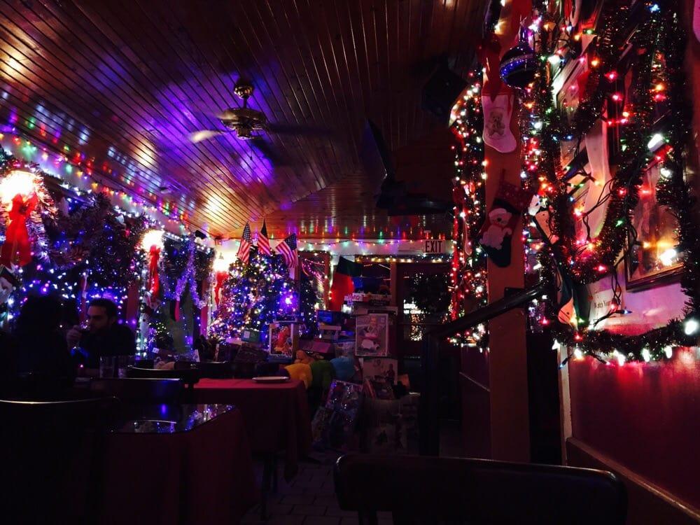 photo of rivas italian restaurant houston tx united states rivas has all - Christmas Decorations Houston