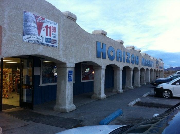 Horizon Market 2: 2030 W Bell Vista Ave, Pahrump, NV