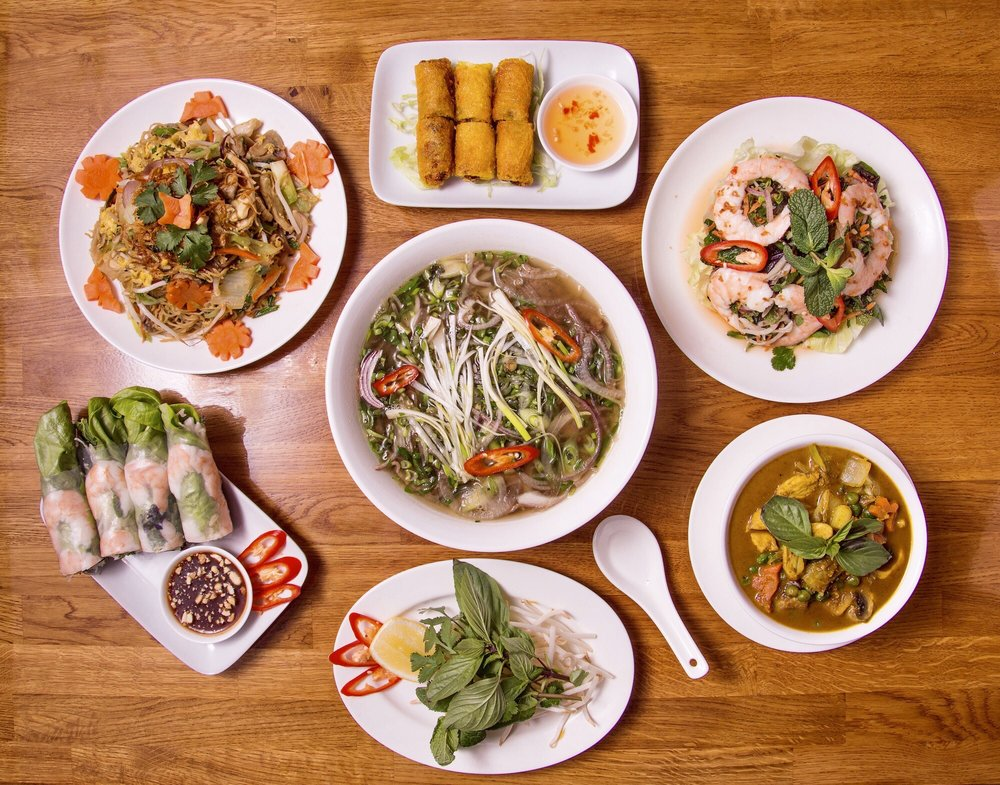 Bui Vien Vietnamese Cuisine: 33 Lavender Hill, London, XGL