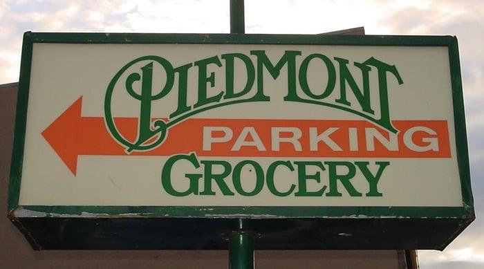Piedmont Grocery