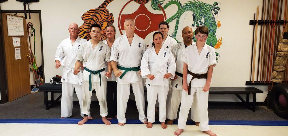 Kyokushin Wah Dojo: 2641 Pleasant Hill Rd, Pleasant Hill, CA
