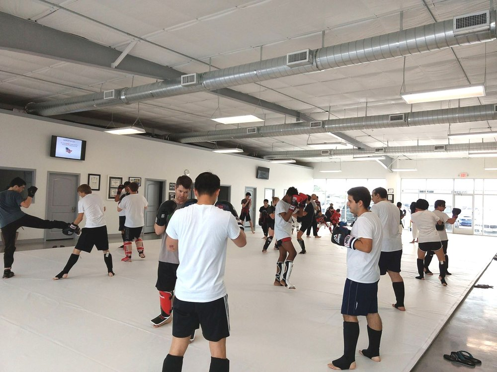 Team Tooke Mixed Martial Arts Cypress: 16718 House Hahl Rd, Cypress, TX