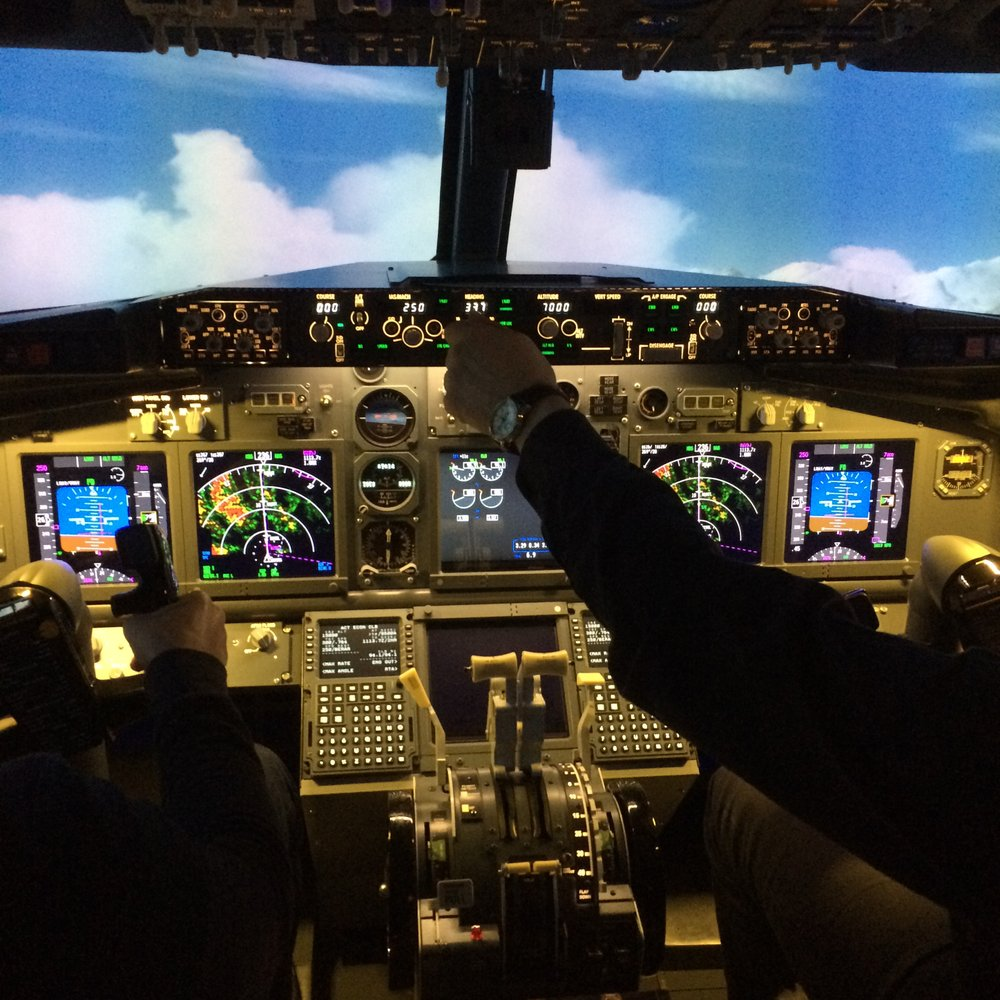 Photos for Brussels Flight Simulators - Yelp