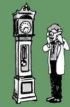 The Clock Doctor: 1745 E Canal Dr, Turlock, CA