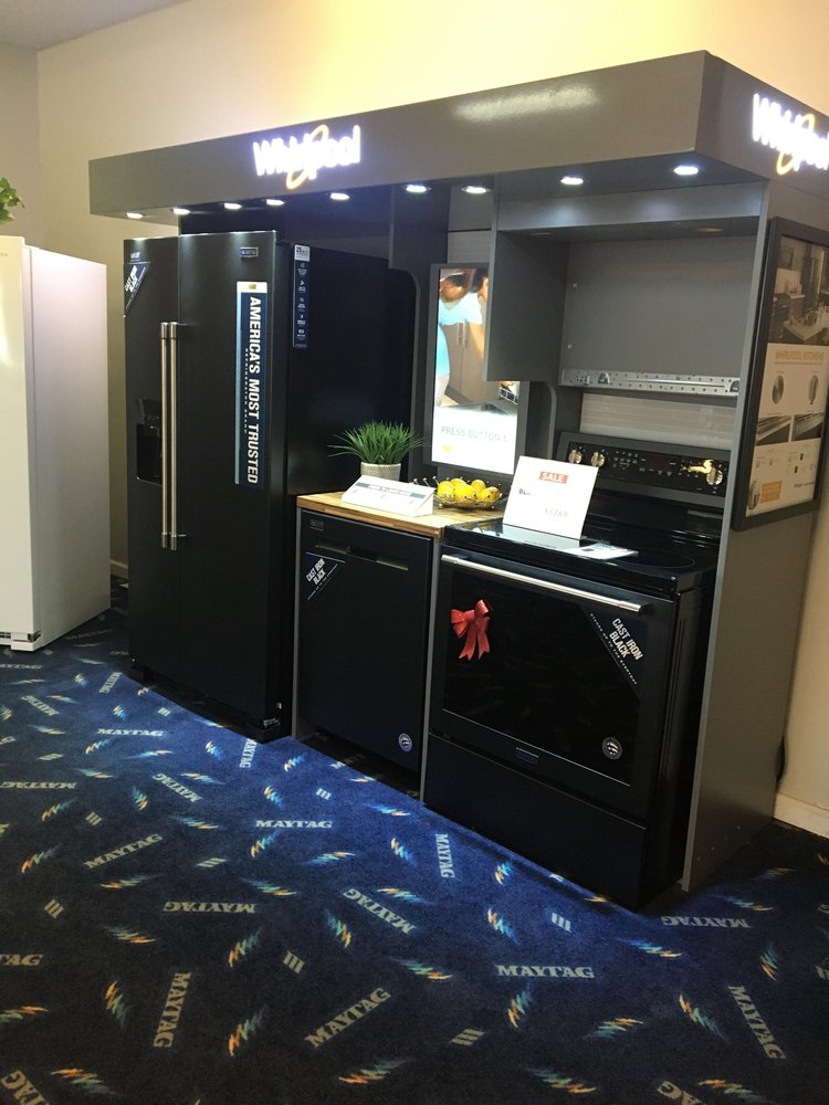 M & K Maytag Home Appliance Center: 409 State St, Proctorville, OH