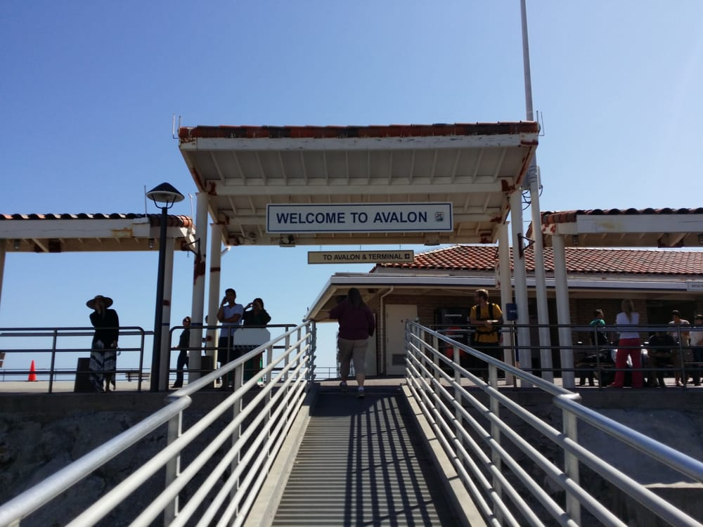 Catalina Newport Beach Address