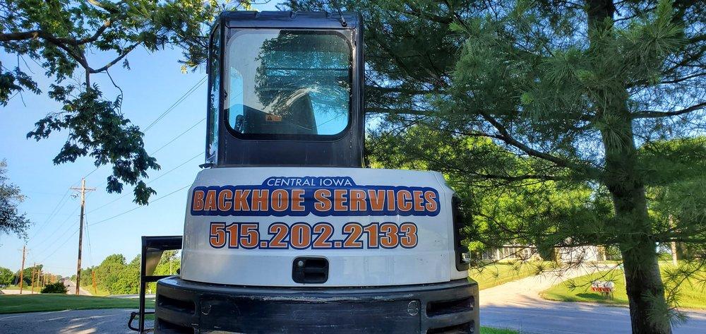 Central Iowa Backhoe Services: 6661 Hwy 28, Norwalk, IA
