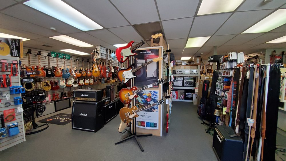Guitar Gallery: 575 McClelland Rd, Canonsburg, PA