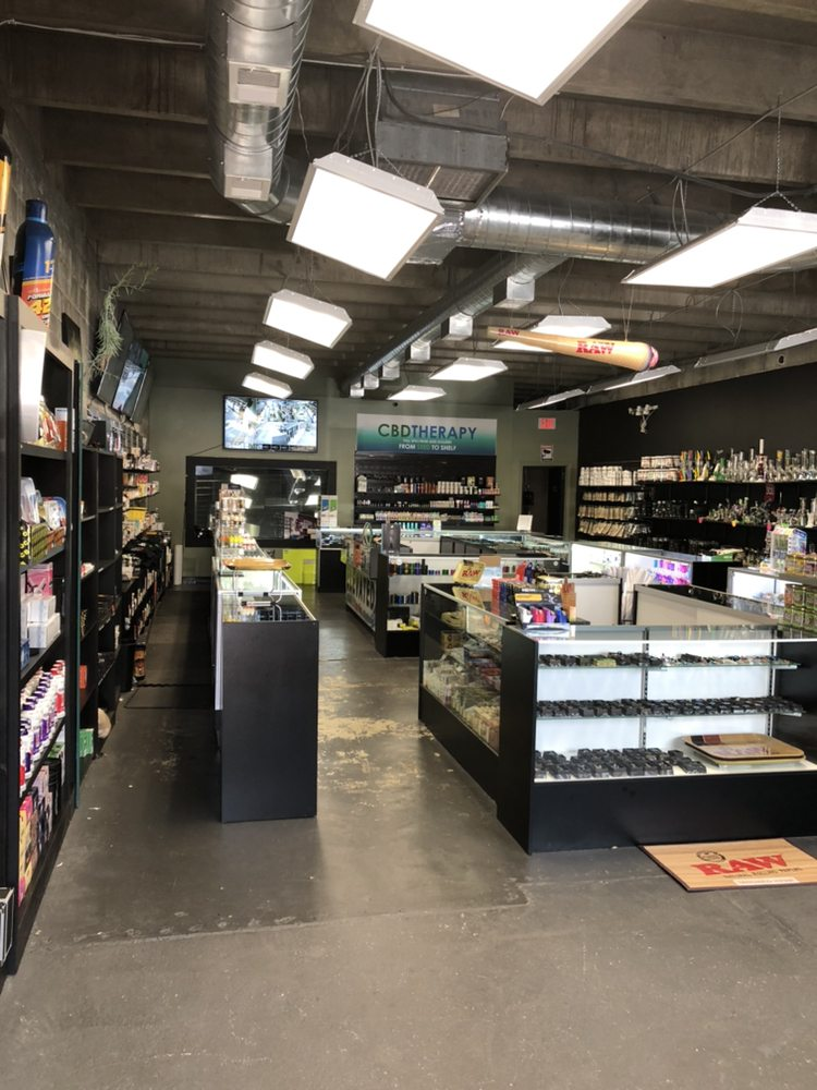 Elevated Smoke and Vape Shop | CBD Hemp Dispensary: 1813 8th Ave S, Nashville, TN