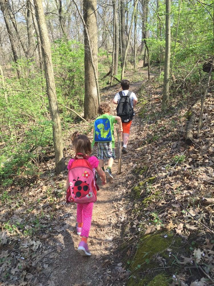 Illiniwek Forest Preserve: 836 State Ave, Hampton, IL