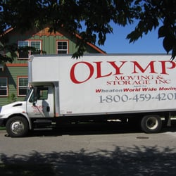 Charming Photo Of Olympic Moving U0026 Storage   Olympia, WA, United States